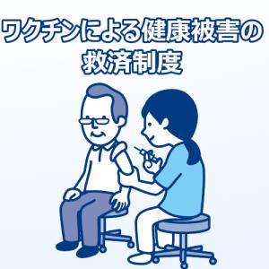 ワクチンによる健康被害の救済制度